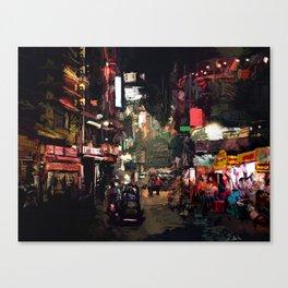 Calle x GV Canvas Print