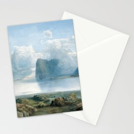 Lars Hertervig Island Borgøya Stationery Cards