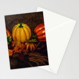 Autumn Pumpkins Stationery Cards