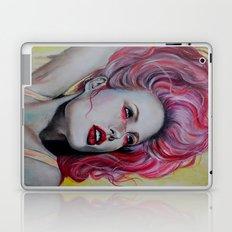 Pink Jolie Laptop & iPad Skin