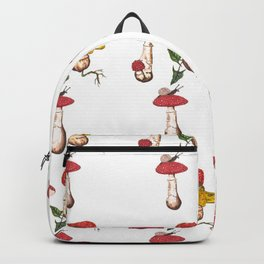 Mushie Love Backpack