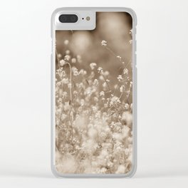 Wildly Clear iPhone Case