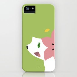 Shaymin iPhone Case
