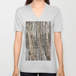 What a Mess Unisex V-Neck