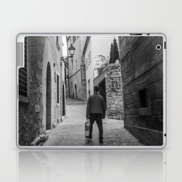 Catalan walkings Laptop & iPad Skin