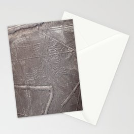 Spider Nazca Stationery Cards
