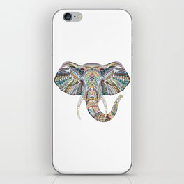 Elephant Design iPhone Skin