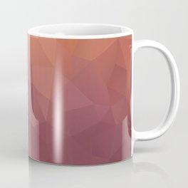 """Berries fresh juice"" triangles design Coffee Mug"