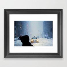 Blues Framed Art Print