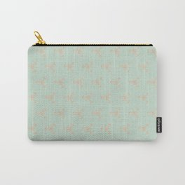 Pattern #6: Arrows Carry-All Pouch