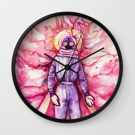 Exo Void Wall Clock