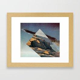 manif Framed Art Print