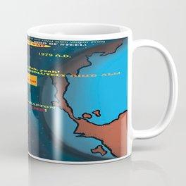 Bird of Steel Comix - Page #1 of 8 (Society 6 POP-ART COLLECTION SERIES)  Coffee Mug