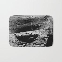 Apollo 16 - Moon Astronaut Crater Bath Mat