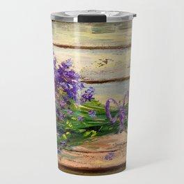 Bouquet of lavender Travel Mug