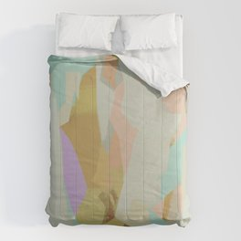Abstract Painting No. 21 Comforters