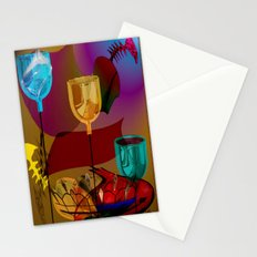 Lazy Lamps Stationery Cards
