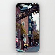 Beacon Hill iPhone & iPod Skin