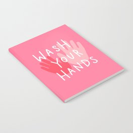 Wash Your Hands Notebook