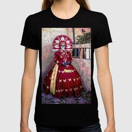 The Queen of El Dia de los Muertos, Mesilla, N.M. T-shirt