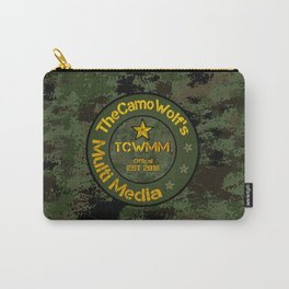 TCWMM Logo 2018 edition Carry-All Pouch