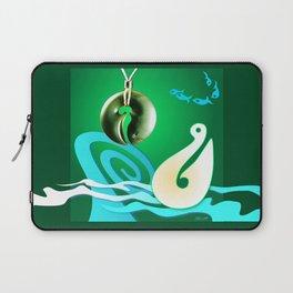 Go Fishing - Hi Ika Laptop Sleeve