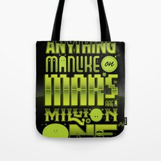 A Million To One Tote Bag