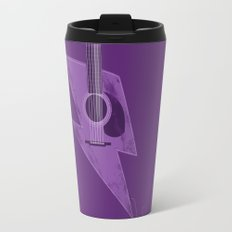 Electric - Acoustic Lightning Travel Mug