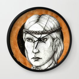 Ladies of Dragon Age: Aveline Vallen Wall Clock