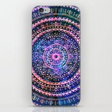 Mandala I {celestial} iPhone & iPod Skin