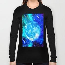 Moon #1 Long Sleeve T-shirt