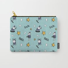 sick wizards blue Carry-All Pouch