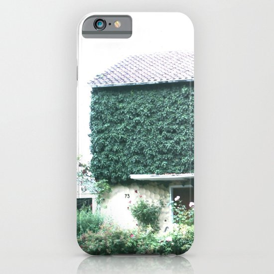 Wine maker house iPhone & iPod Case