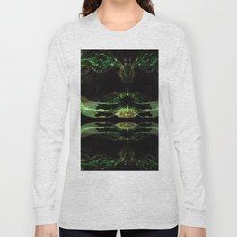 Succulent Alteration Long Sleeve T-shirt
