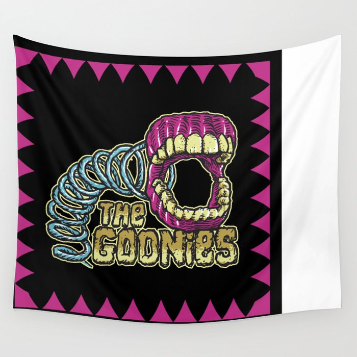 Pinchers of Peril - Goonies Wall Tapestry