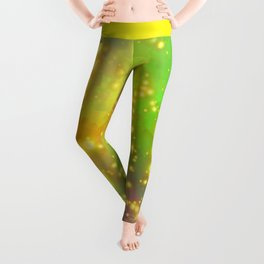 Out Of This World Abstract Leggings