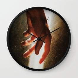 Ligh Ray Wall Clock
