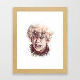 Scut Farkus Framed Art Print