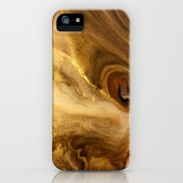 Nature III iPhone Case