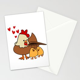 Mother's love Stationery Cards