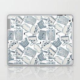 Hide & Seek Cats Laptop & iPad Skin