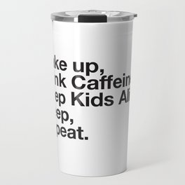 Keep them Alive. Travel Mug