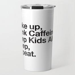 Keep them Alive. Travel Mug