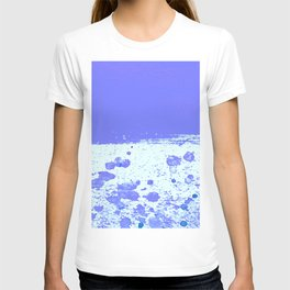 Ink Drop Blue T-shirt