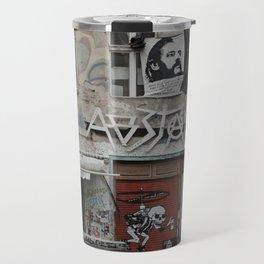 Anarchist building, Berlin Travel Mug
