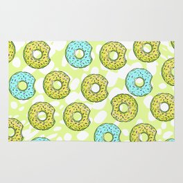 DONUTS AND DOTS DELICOUS DELIGHT Rug