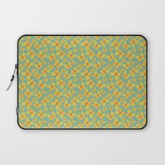 Yellow Butterflies Laptop Sleeve