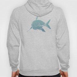 Deep Sea Shark Hoody