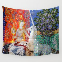 oppa grand ma style Wall Tapestry