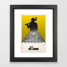 Shining (SK Films) Framed Art Print